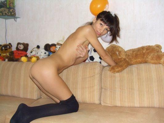 Лена, эротические фото