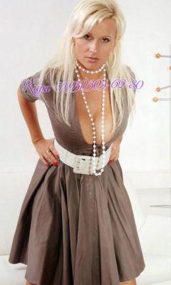 Кира — проститутка с большими формами, 37 лет